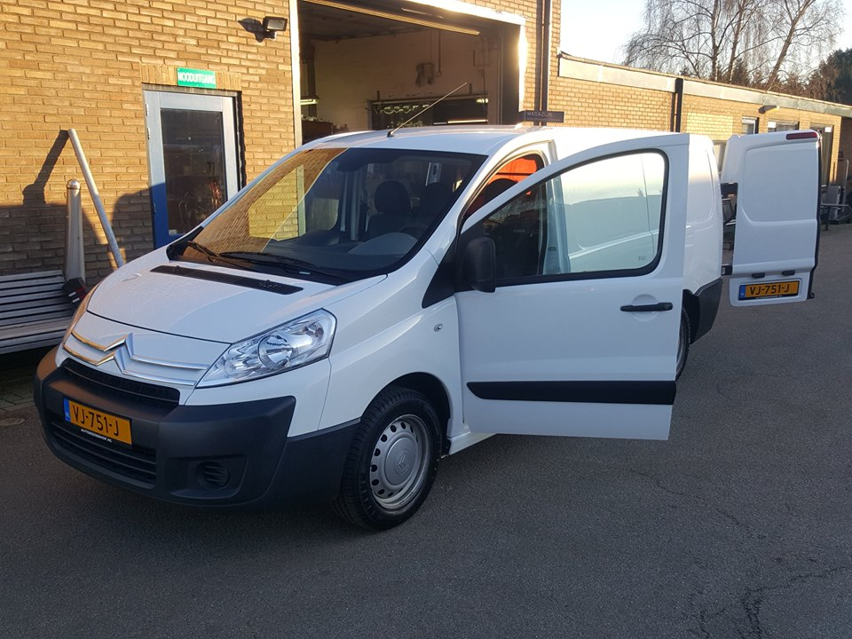 Aflevering VCP Streetcare bij Auto Ridderhof (6)